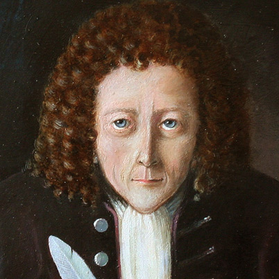Robert Hooke, star of the early Royal Society