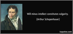 and believe me, Schopenhauer never looked like that