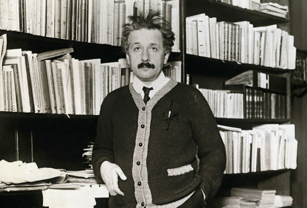 Einstein around 1915