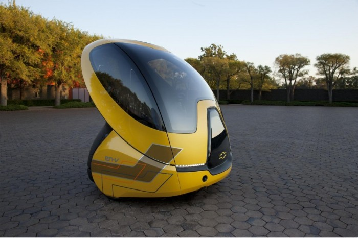 the future - vehicles so autonomous they refuse to have passengers
