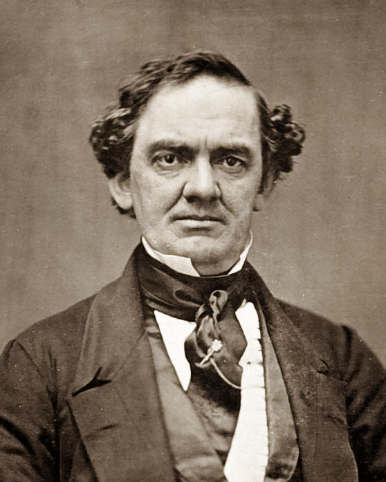 Phineas T Barnum, a rather more likeable huckster
